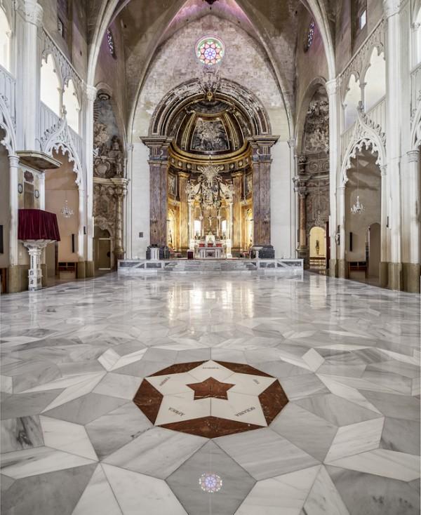 Restoration of Church Santa María