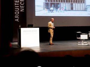 Marca Macael, entre los patrocinadores del IV Congreso Internacional de Arquitectura en Pamplona