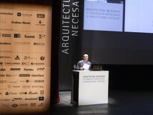Marca Macael participated in the Architecture Congress in Pamplona