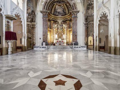 Restauración de la Iglesia de Santa María