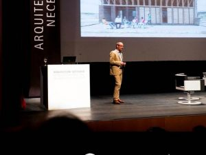 "Marca Macael, is one of the sponsors in the IV International Congress of Architecture under the theme ""Change of Climate"""