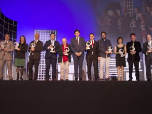 Macael Awards 2017 ceremony
