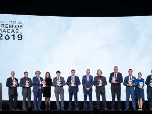 2019 Macael Awards ceremony