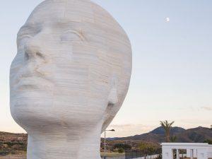 Escultura La Mujer del Almanzora